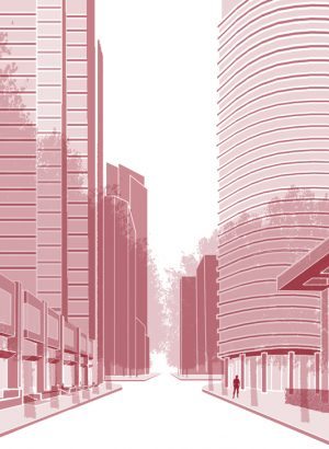 Eye-Tracking Street Users' Visual Exploration of Buildings Across the Western World